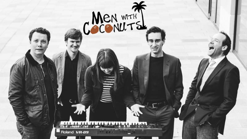MenWithCoconuts