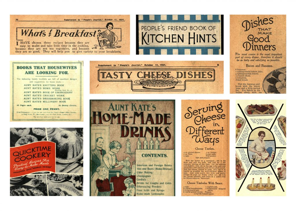 Discover Edinburgh's Past Cooking Tips from the 50's | Edinburgh 247