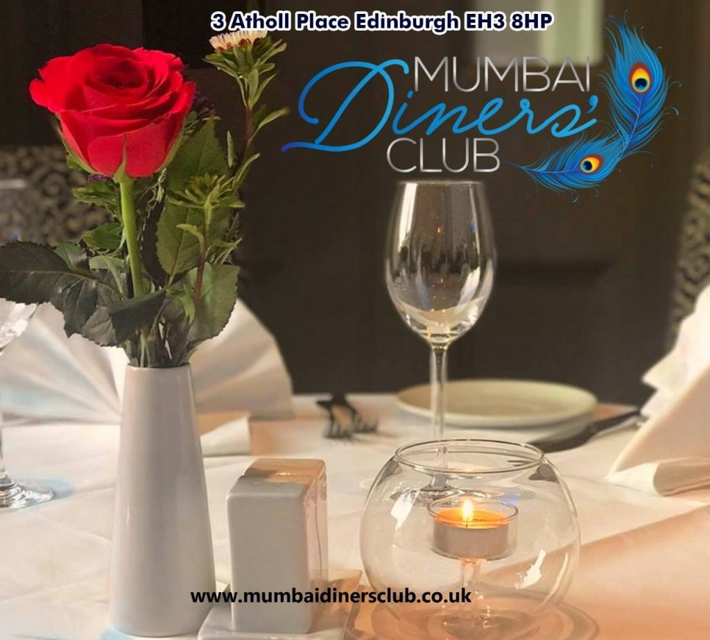 mumbai diners club edinburgh