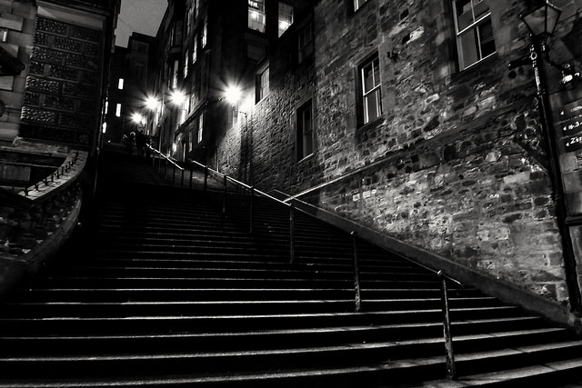 dark edinburgh