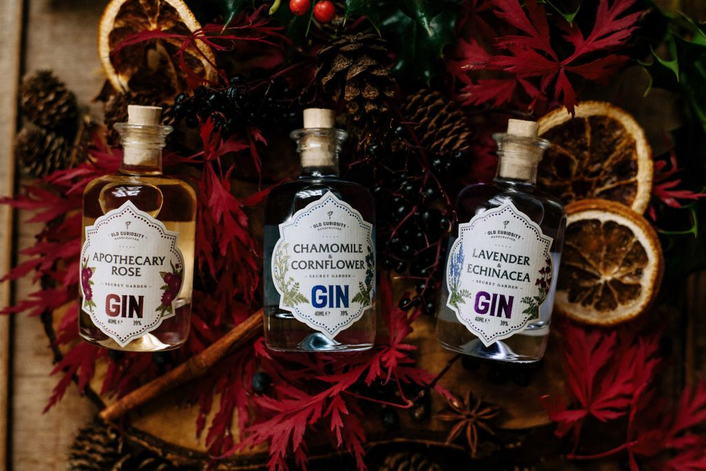 Old Curiosity Gin_Tasting Event