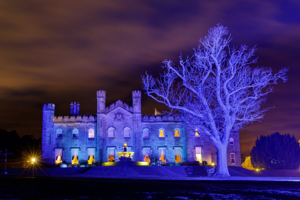 Dundas Castle - please credit Rankine Photography
