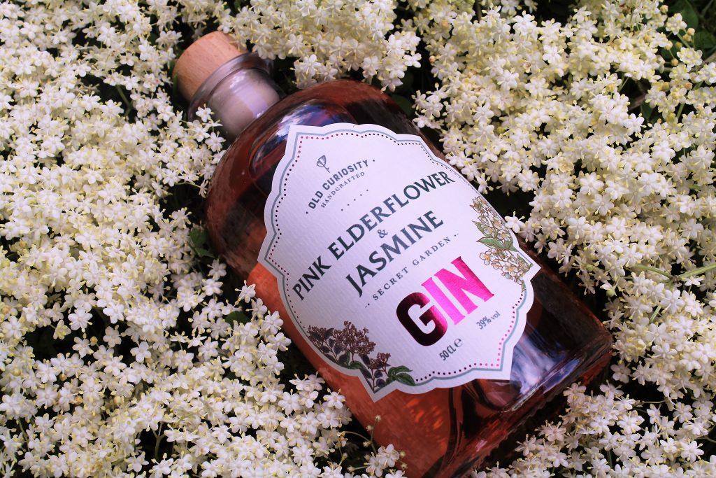 Pink Elderflower & Jasmine Landscape