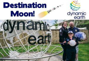 Destination Moon!
