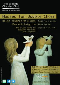 Masses for Double Choir