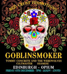 Goblinsmoker / TCATW / Cultmaster / Siiamese