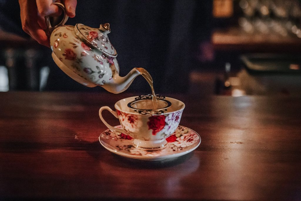 The Cauldron's Afternoon Tea (1)