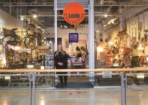 The Leith Collective Sara Thomson