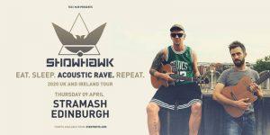 The ShowHawk Duo at Stramash