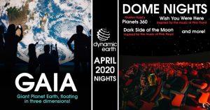 Dome Nights & Gaia