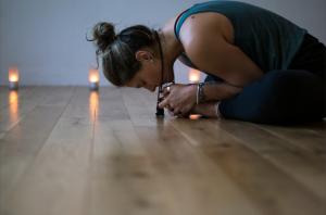 Yin Yoga Gong Sound Bath with Nina Sattva