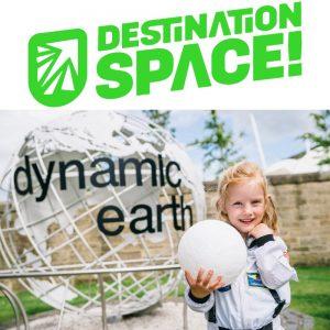 Destination Space!