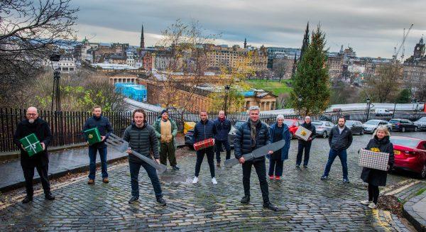 Taste Edinburgh launch 1